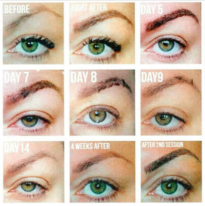 Microblading: What To Expect - Smart Touch Skin Solutions